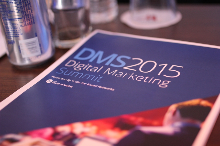 2015 DMS Summit